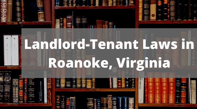 landlord tenant law virginia