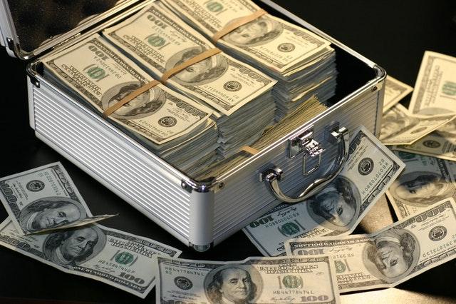 security deposit money